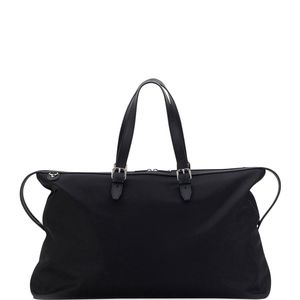 54832168a8b4 ... low price fendi bags fendi vocabulary nylon leather travel duffel bag  cf095 afff6 ...